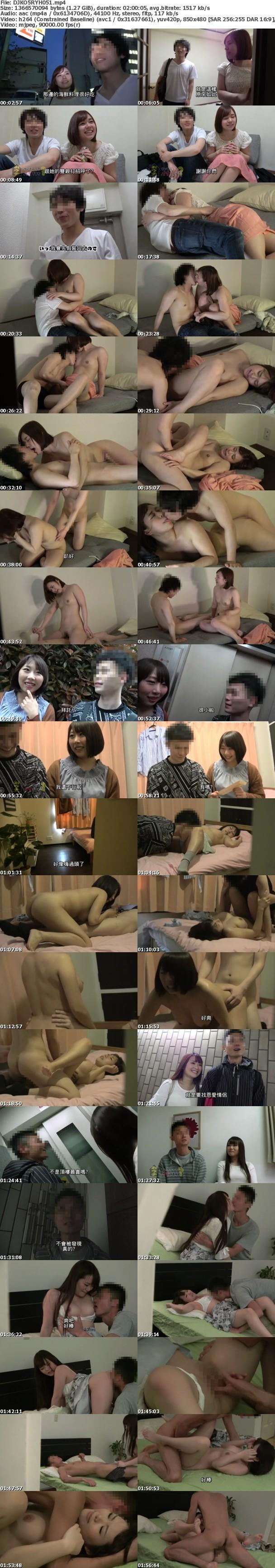 MRXD-051 東京,池袋 情侶被偷拍!?對恩愛的情侶說【可以去你家拜訪嘛】到家裡之後悄悄的偷窺他女朋友做愛的樣子[中文字幕]