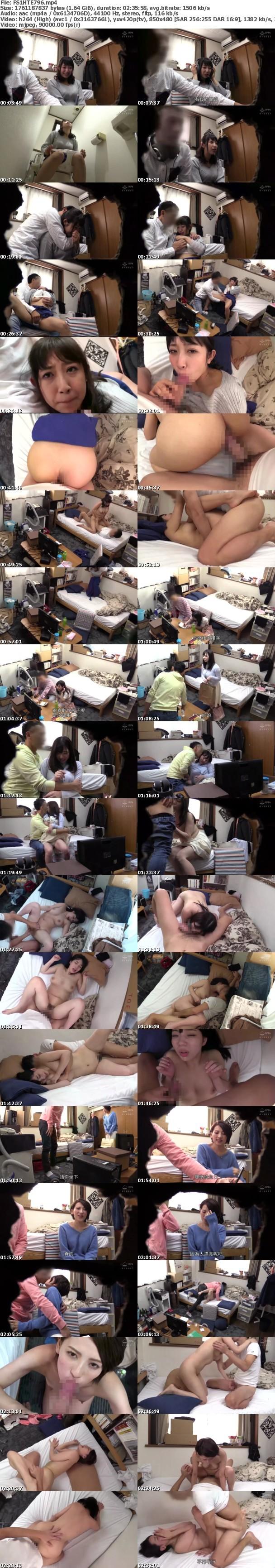 FSET-796 與來拜託你剪輯小孩影片鄰人妻在房裡獨處的話…[中文字幕]